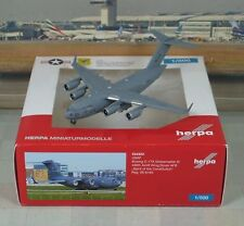"Herpa Wings US Air Force ""Dover"" C-17 (NG) 1/500"