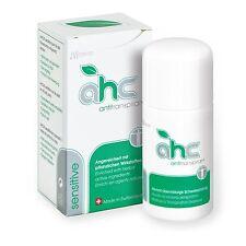 AHC sensitiv Antitranspirant -gegen starkes Schwitzen 30 ml Tropfflasche flüssig