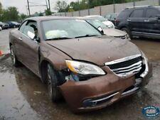 08-14 Chrysler Sebring//200 Convertible LEFT DRIVER Rear 1//4 Regulator /& Motor
