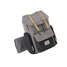 Eddie Bauer First Adventure Backpack Diaper Bag - Gray