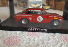Alfa Romeo Gtam 1:18 Autoart