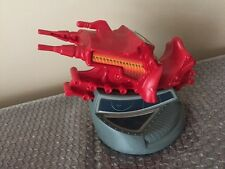 MOTU, Eternia, Big Red Gun & base, Laser Cannon, Masters of the Universe, parts