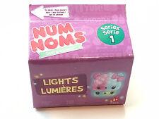 Num Noms Lights Lumieres Series one NEW collectible figures 1 num & 1 light up
