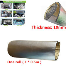 Acoustic Sound Proofing Deadening Foam -Thickness (10mm) One Roll ( 1 * 0.5m )