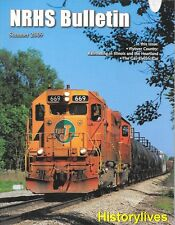 NRHS  Bulletin Summer 09 Gas Electric Car Santa Fe CB&Q Union Pacific GN Winton