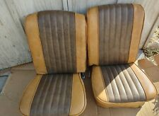 ORIGINAL MERCEDES W121 190sl SEATS(PAIR)