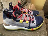 Nike Kobe AD Exodus Sail Multicolor sz 10.5 Zoom Air