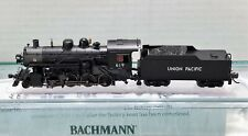 Bachmann N Scale Train 2-8-0 Steam LOCO DCC Sound Equipped Union Pacific 51352