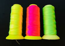 Neon, Fluorescent Cord for Crafting  0.8mm, Rattail, Shamballa