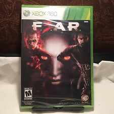 F.E.A.R. 3  (Xbox 360) Brand new / sealed!!