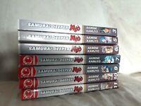 Samurai Deeper Kyo Manga Book Lot Volume 3 5 6 7 9 10 11 Vol TokyoPop English