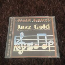 JAZZ GOLD. GOLD LABEL MUSIC COLLECTION CD