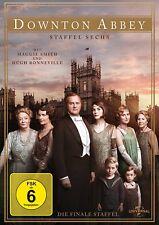 Downton Abbey - Die komplette Season/Staffel 6 # 4-DVD-BOX-NEU