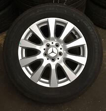 4 Mercedes-Benz Sommerräder 255/55 R18 105W R-Klasse W251 A2514013702 RDK NEU