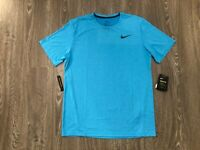 Nike Mens Dri-FIT Breathe Hyper Dry Training Running Top Shirt NEW AT3737-403