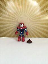 Marvel Minimates SDCC Exclusive Dark Avengers #1 Iron Patriot CHEAP Intl Ship