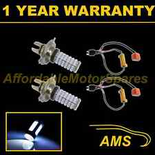 2x H4 BIANCO 120 LED Anteriori Abbaglianti e Anabbaglianti Kit Luci Anteriori Xeno hm501003