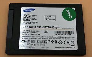 """Samsung 830 Series SSD MZ-7PC128D 128GB 2.5"""" SATA II 6 Gb/s SSD"""