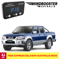 Windbooster 9-Mode Throttle Controller to suit Nissan D22 Navara 2008-2015, 2.5L