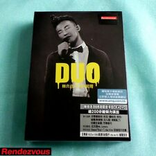 EASON CHAN DUO Concert Live [4-DVD] *Hong Kong *Deluxe Box Edition *NEW Sealed