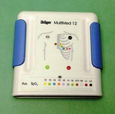 Drager / Siemens MultiMed 12 Lead EKG ECG Module