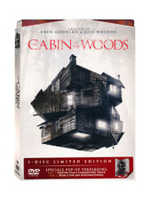 Cabin in the Woods (2012) Limited edition 2 DVD Pop-Up Slipcase Edition RARE OOP