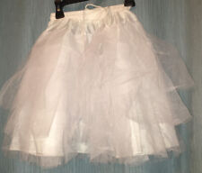 Awei Bridal Petticoat Crinoline Hoop Skirt Flowergirl