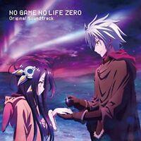 [CD] No Game, No Life the Movie: Zero Original Soundtrack NEW from Japan