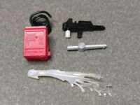 NEW 3D DIY Fill weapon Special effects Upgrade Kit For Voyager Kingdom Inferno