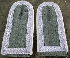 WWII GERMAN HEER ARMY INFANTRY SR. NCO TUNIC SHOULDER BOARDS