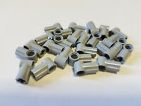 43337 Lot of 15 LEGOWall Element 1x4x1 /_ Medium Stone Grey /_4211769