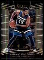 2018-19 Panini Select Karl-Anthony Towns #63