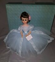 """Vintage Madame Alexander Elise Bride Doll 1755 Madame Alexander 17"""" Doll"""