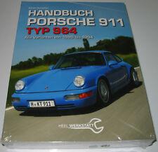 Handbuch Porsche 911 Typ 964 Alle Varianten von 1989 bis 1994 Streahter NEU!