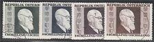 Österreich 1946 Michel Nr. 772-775 A Karl Renner gestempelt