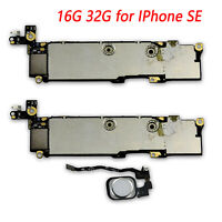 Replacement for IPhone SE Unlocked Logic Board Main Motherboard With/No Touch ID