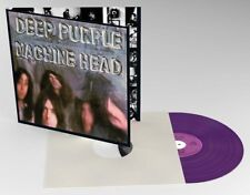 Deep Purple - Machine Head [New Vinyl] Colored Vinyl, Ltd Ed, Purple, Holland -