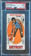 1969 TOPPS Happy Hairston Rc Rookie #83 PSA 9 Mint Super Low Pop None Higher