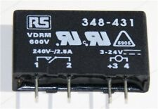 Crydom MP240D3 PCB Mounting Solid State Relay (SIL)