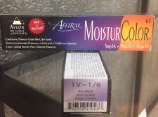 Affirm MoisturColor Conditioning Permanent Creme Hair Color 1V-1/6 Ash Black
