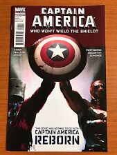 Captain America: Who Won't Wield the Shield? (2010) VF/NM Marvel LOW RUN .99