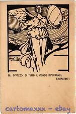 WW1 WWI Propaganda - Attilio - Gli Oppressi di... - Formato Grande! - PV247