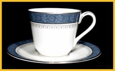 Royal Doulton Sherbrooke Tea Cups & Saucers - 1st Quality - New Unused ! - H5009