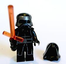 Kylo Ren Star Wars Minifigure - NEW - Lego compatible figure figurine