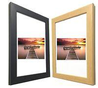 Black & Oak Home Decor Photo & Picture Frames A1 A2 A3 A4 A5 Poster Frames DIY