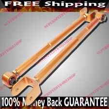 GOLD Rear Adj Camber Arms fits BMW 92-95 01-04 325i/95-99 01-04 M3/96-99 328i