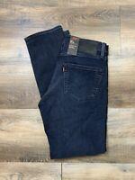 Levi's 511 Premium Slim Fit Stretch Blue Jeans Men's Size 31x32 NWT