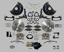 Superior content 65-66 Power Disc Brake Conversion SN95 type 65-66 Mustang AT