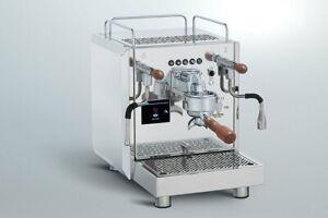 Bezzera Duo DE Espressomaschine Dual-Boiler Rotationspumpe Dosierelektronik DEMO