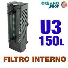 Fluval U Filtro Interno U3 gran calidad para acuario pecera tortuguera gambario